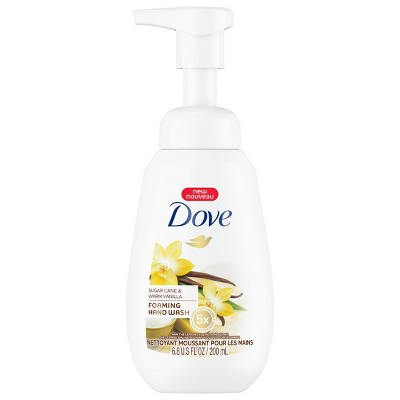 Hand Soap: Dove Foaming
