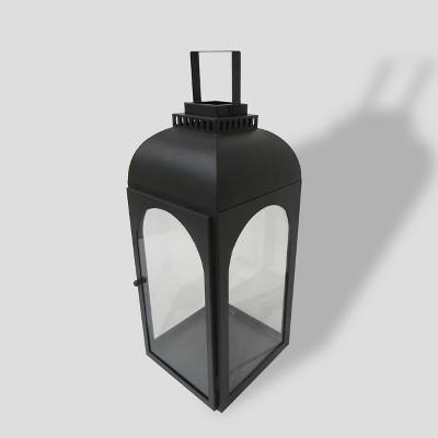22  Weathered Zinc Outdoor Lantern - Smith & Hawken™