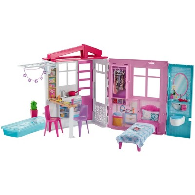 Barbie Dollhouse Playset