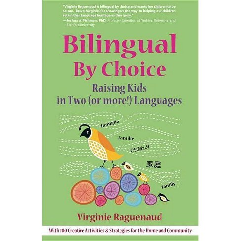 Bilingual by Choice - by  Virginie Raguenaud (Paperback) - image 1 of 1
