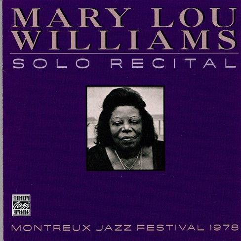 Mary lou williams - Monterey jazz festival 1978 (CD) - image 1 of 1