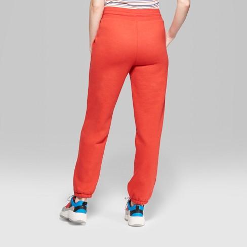 Women s Jogger Vintage Sweatpants - Wild Fable™   Target 26d27f087