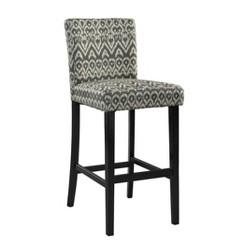 Superb 30 Morocco Upholstered Barstool Red Linon Target Dailytribune Chair Design For Home Dailytribuneorg