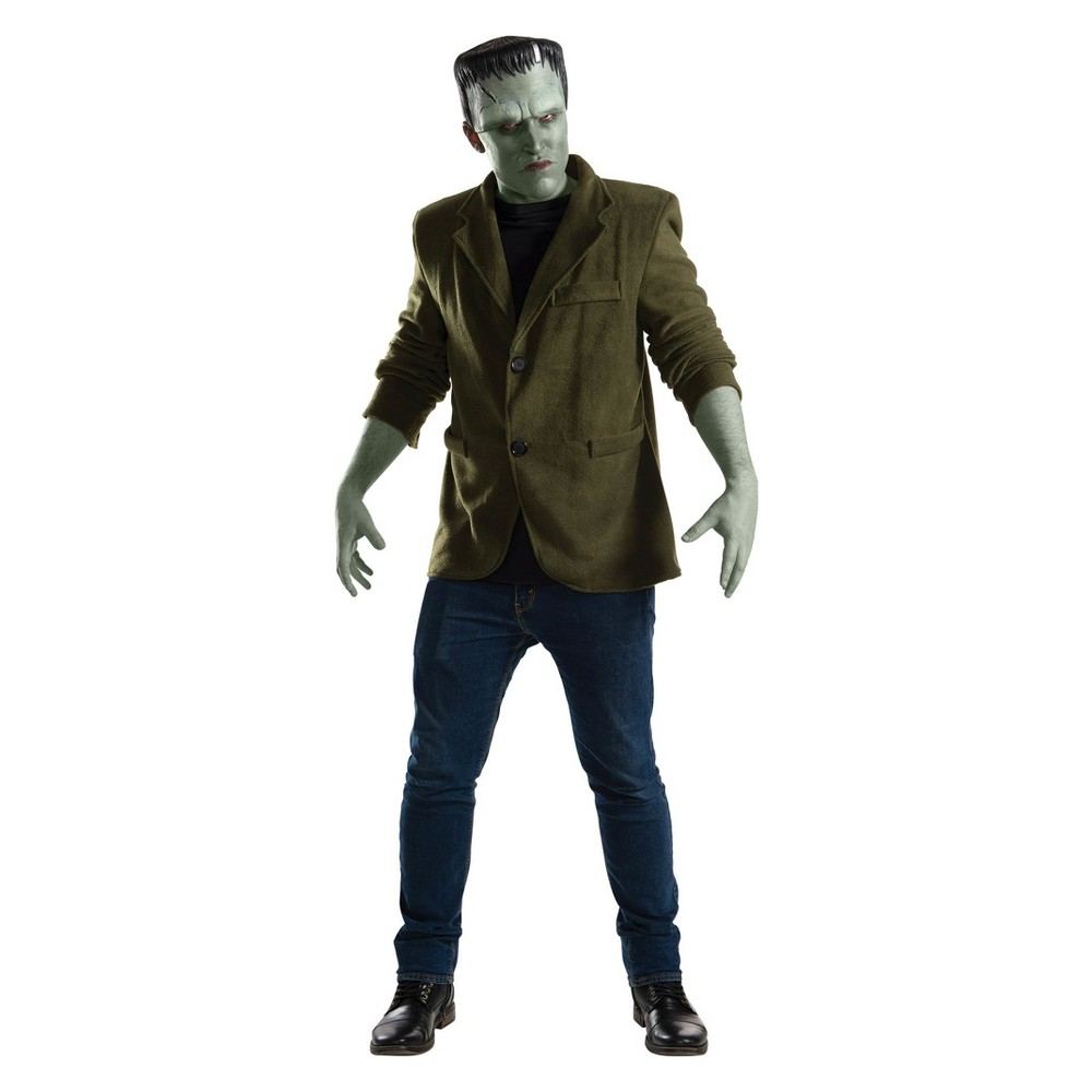 Men's Universal Studios Monsters Frankenstein Halloween Costume M, Multicolored