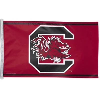 NCAA South Carolina Gamecocks 3'x5' Deluxe Flag