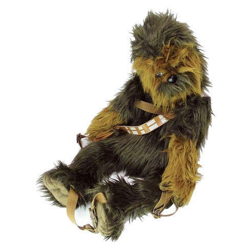 Comic Images Star Wars Backpack Buddies Chewbacca - image 1 of 2