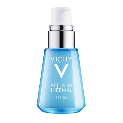 Vichy Aqualia Thermal Hydrating Face Serum with Hyaluronic Acid - 1.01oz