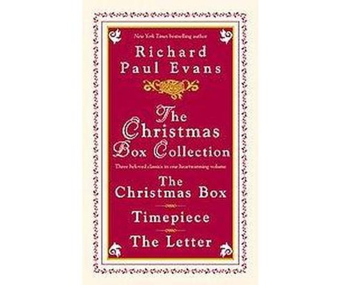 Christmas Box Collection : The Christmas Box, Timepiece, and the Letter (Paperback) (Richard Paul Evans) - image 1 of 1