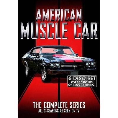 American Muscle Car: Season 1-3 (DVD)(2011)