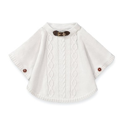 Hope & Henry Girls' Sweater Cape, For Toddlers