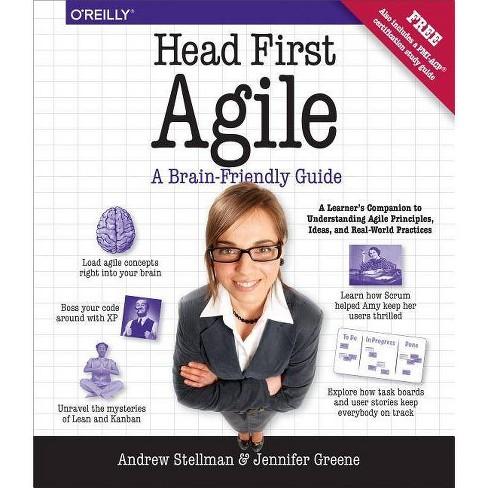 Head First Agile - by  Andrew Stellman & Jennifer Greene (Paperback) - image 1 of 1