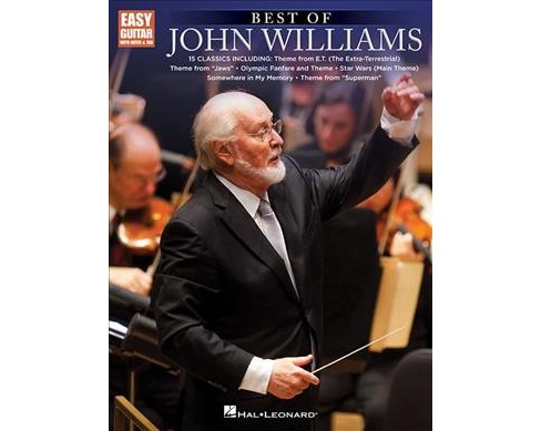 Best of John Williams (Paperback) - image 1 of 1