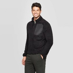 Men's Fleece 1/4 Zip Shell Jacket - C9 Champion®