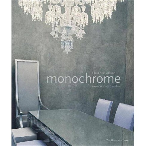 Monochrome - by  Paula Rice Jackson (Hardcover) - image 1 of 1