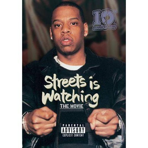Jay-Z: Streets Is Watching - The Movie (DVD) - image 1 of 1