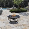 Pleasant Hearth Palmetto Fire Pit - image 3 of 4
