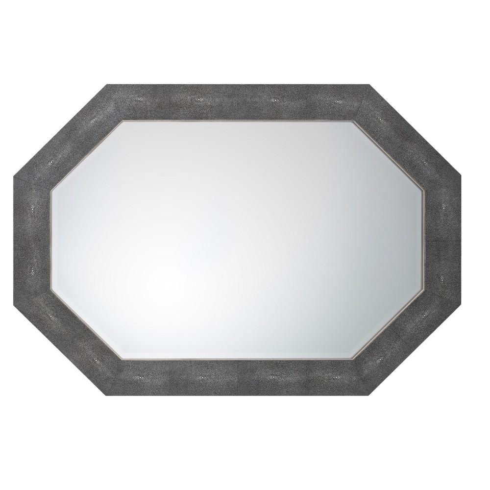 Decorative Wall Mirror Black - Safavieh