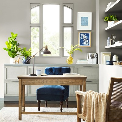 Bright & Classic Traditional Home Office Ideas : Target