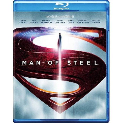 Man of Steel (Blu-ray) - image 1 of 1