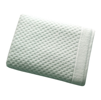 Ultra Soft Solid Accent Bath Towel Gray Mint - Threshold™