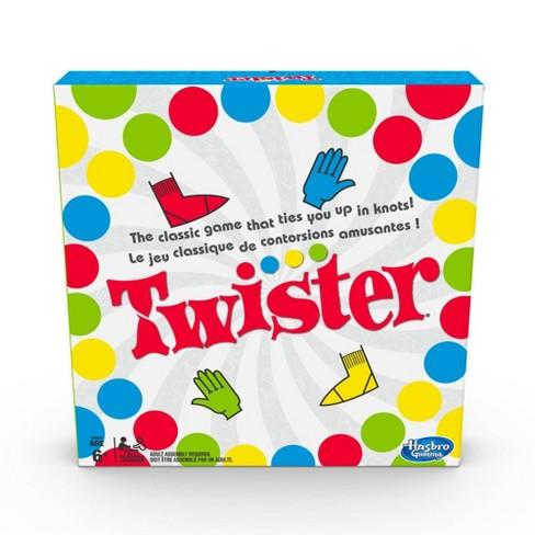 Twister Game Target