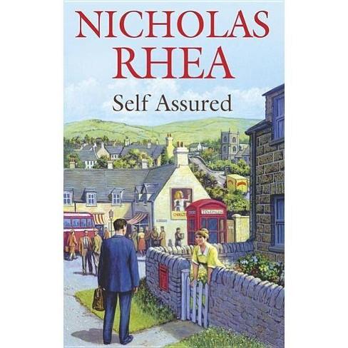 Self-Assured - (Severn House Large Print) by  Nicholas Rhea (Hardcover) - image 1 of 1