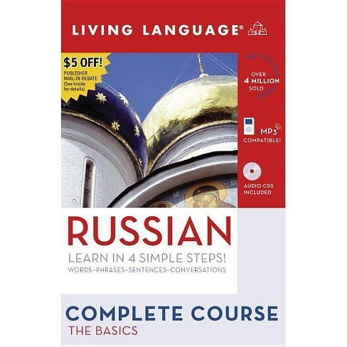 Complete Russian: The Basics (Book and CD Set) - (Living Language Complete Courses) - image 1 of 1
