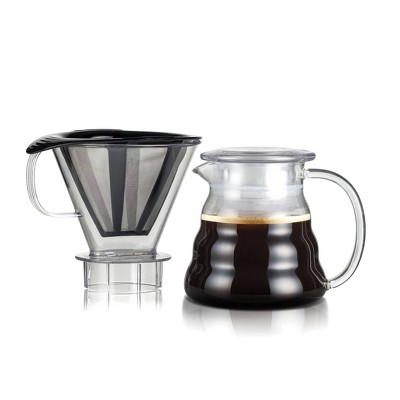 Bodum Melior 5-Cup 20oz Pour Over Coffee Maker