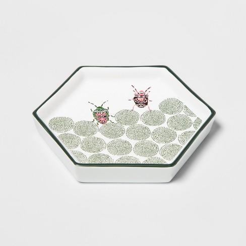 Hexagon Jewelry Storage Tray Kona Bugs - Opalhouse™ - image 1 of 1