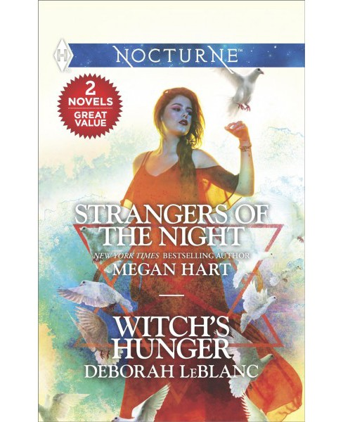 Strangers of the Night / Witch's Hunger : Touched by Passion -  Combined (Paperback) - image 1 of 1