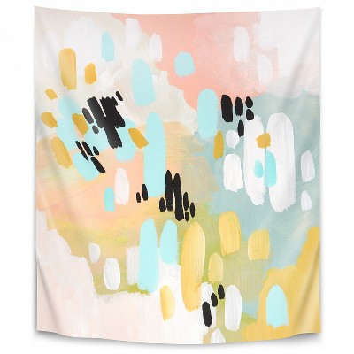 Americanflat Deep In My Heart by Annie Bailey Wall Tapestry