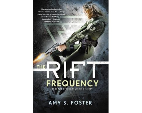 Rift Frequency (Hardcover) (Amy S. Foster) - image 1 of 1