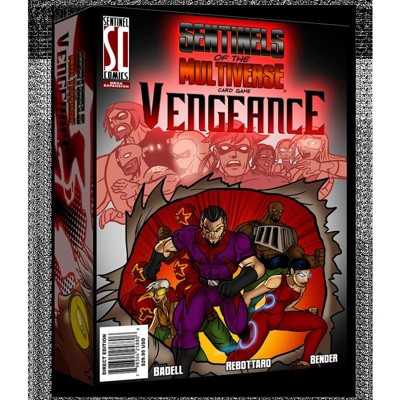 Vengeance Expansion Board Game
