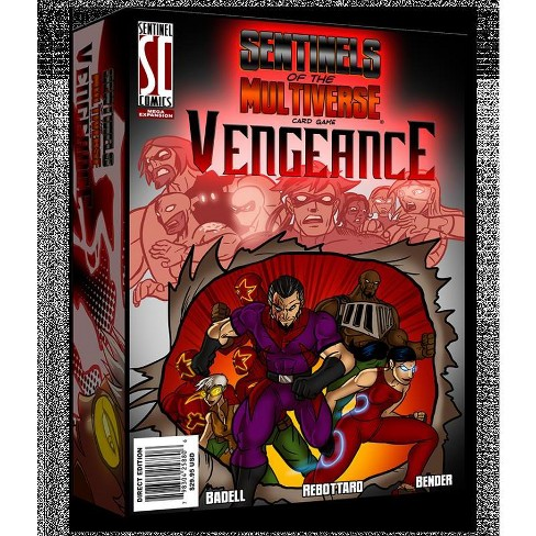 Vengeance Expansion Board Game - image 1 of 1