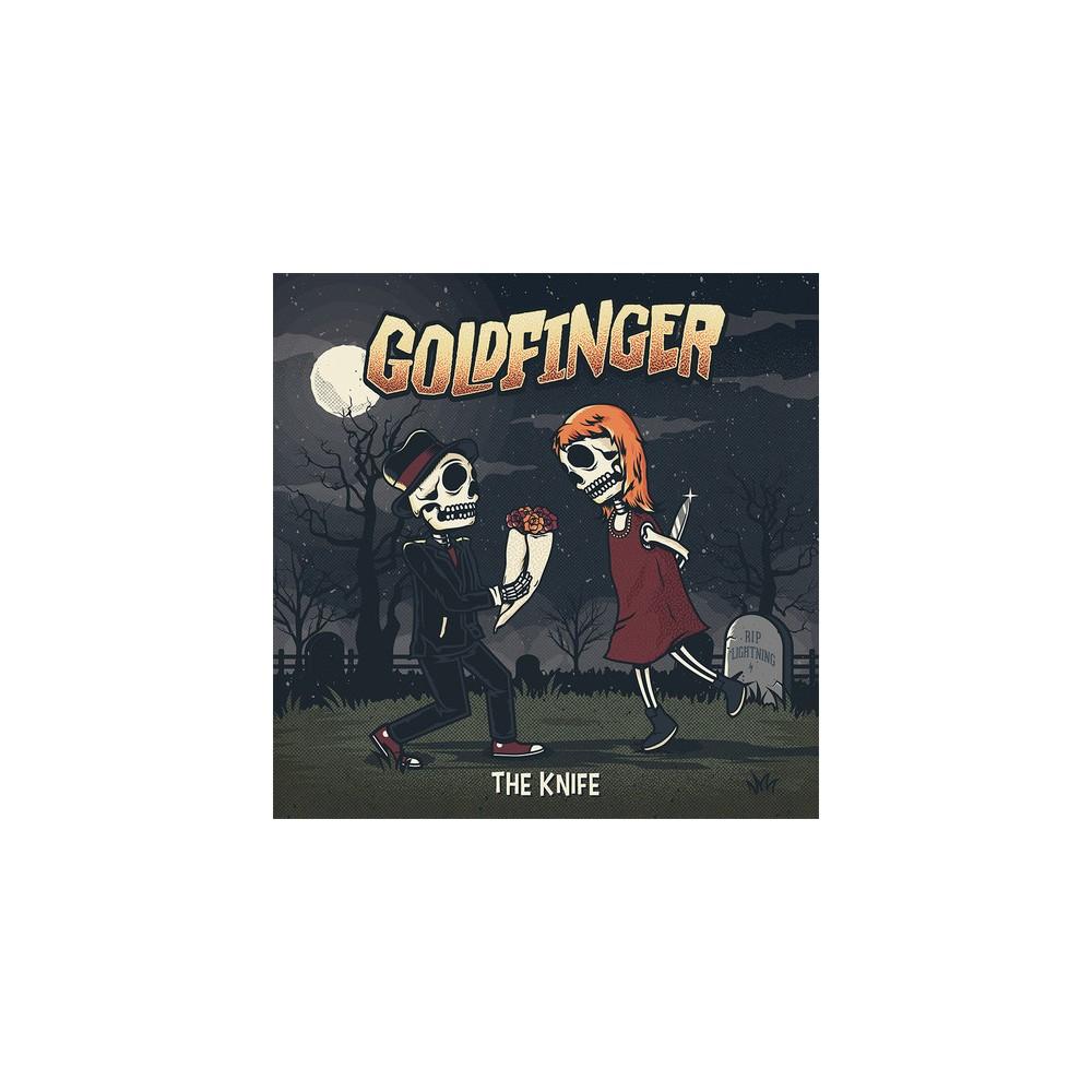 Goldfinger - Knife (CD), Pop Music