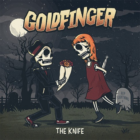 Goldfinger - Knife (CD) - image 1 of 1