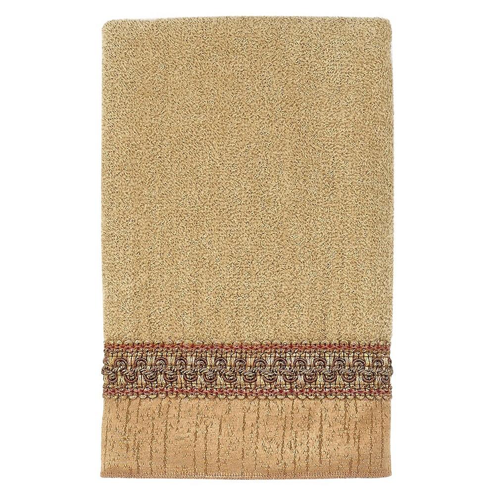 Image of Avanti Braided Cuff Hand Towel - Rattan