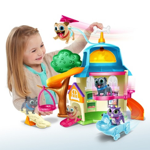 Puppy Dog Pals Doghouse Playset Target