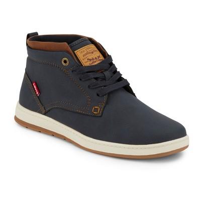 Levi's Mens Goshen II Waxed Casual Sneaker Boot