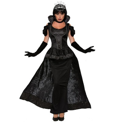 Forum Novelties Womens Royal Dark Queen Costume STD