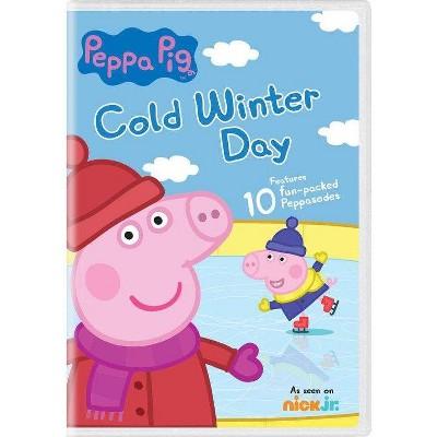 Peppa Pig: Cold New Day (DVD)