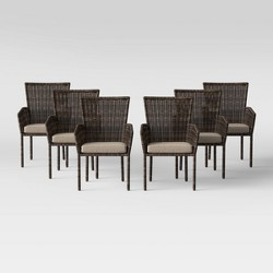 Monroe Patio Dining Chair - Threshold™