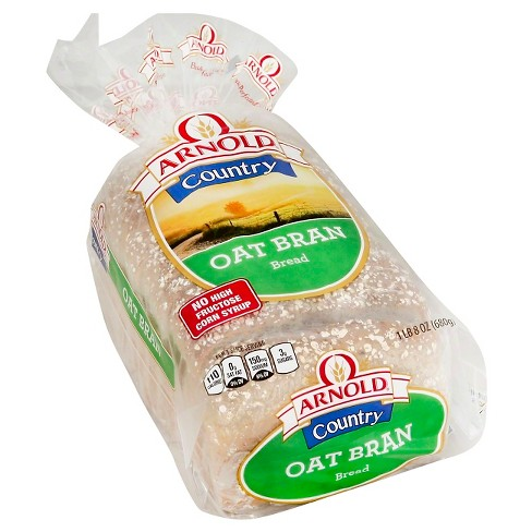 Arnold Country Oat Bran Bread - 24oz - image 1 of 1