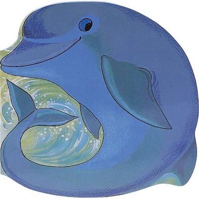 Pocket Dolphin - (Pocket Pals) (Board Book)