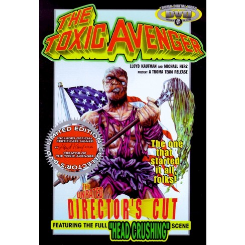 The Toxic Avenger (DVD) - image 1 of 1