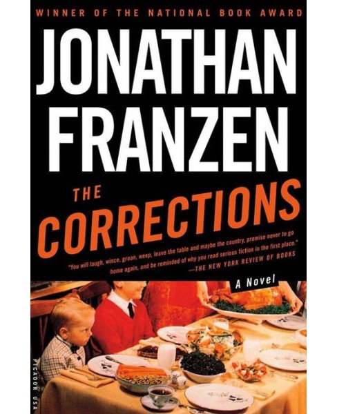 The Corrections (Reprint) (Paperback) by Jonathan Franzen - image 1 of 2