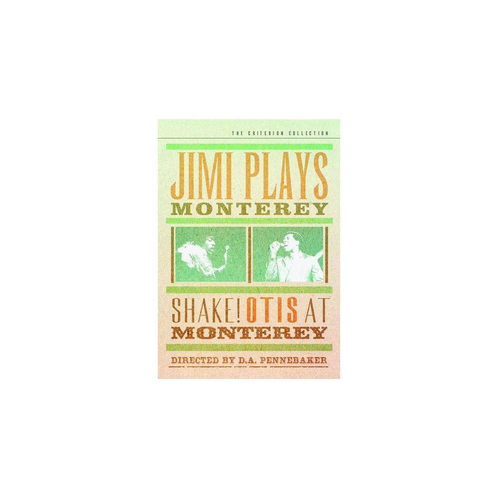 Jimi Plays Monterey/Shake! Otis at Monterey (DVD) Reviews