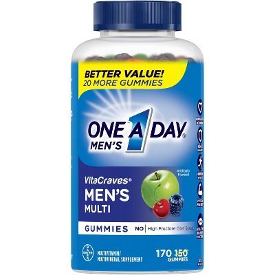 One A Day Men's Multivitamin Gummies