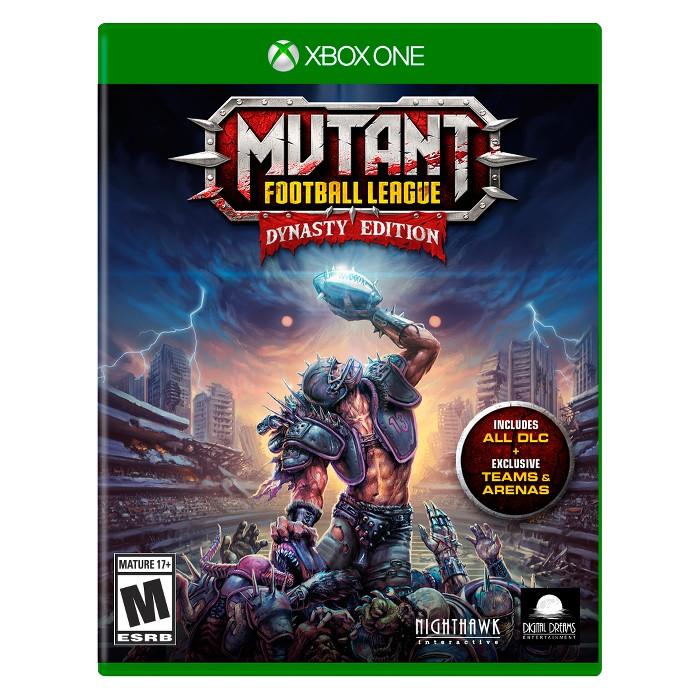 Mutant Football League: Dynasty Edition - Xbox One - image 1 of 15
