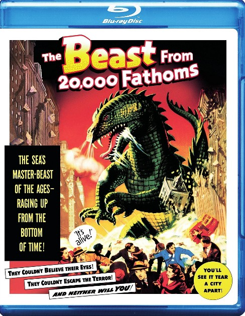 Beast from 20,000 fathoms (Blu-ray) - image 1 of 1